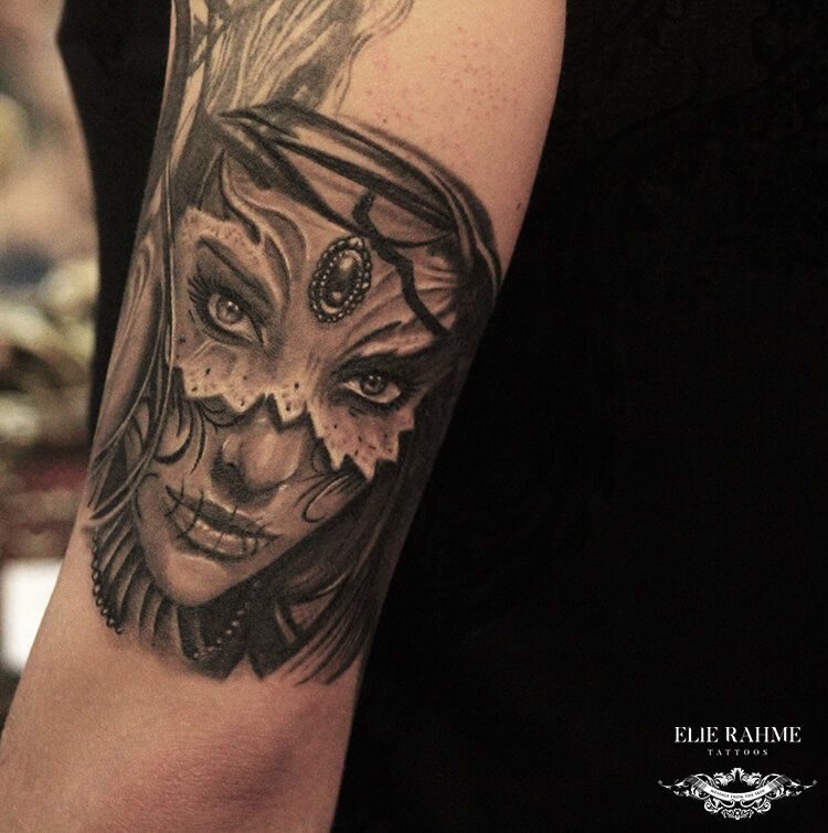 Elie Rahme Tattoos: Do They Love You Or The Mask You Put On Everyday